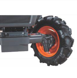 Bevel Gear 4-Wheel Drive