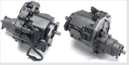 Danfoss eHydro transmission