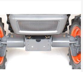 Integral Power Steering