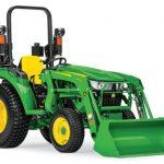 John Deere 3025D Compact Tractor
