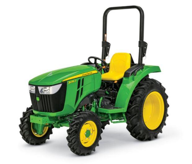 John Deere 3035D Compact Tractor