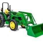 John Deere 5065E Utility Tractor