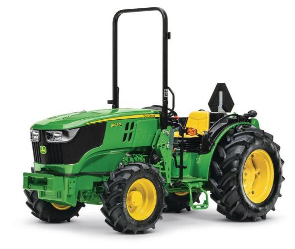 John Deere 5075GL Tractor