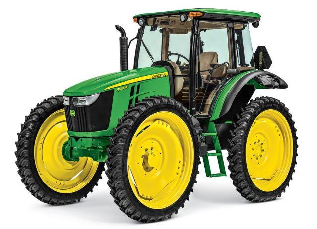 John Deere 5100MH Hi-Crop Utility Tractor