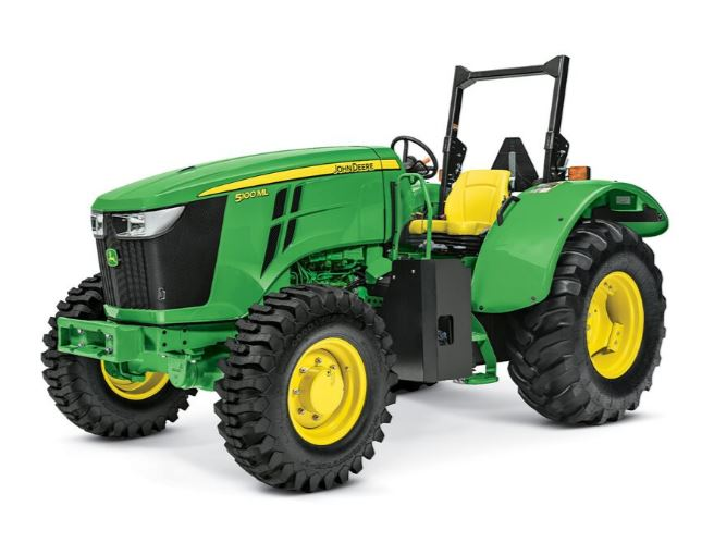 John Deere 5100ML Low-Profile Utility Tractor