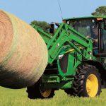 John Deere 5115M Utility Tractor