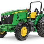John Deere 5115ML Low-Profile Utility Tractor