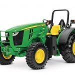 John Deere 5125ML Low-Profile Utility Tractor