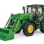 John Deere 5125R Tractor