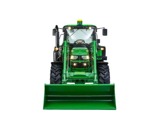 John Deere 6110M Utility Tractor