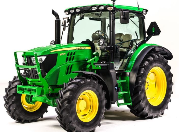 John Deere 6110R Utility Tractor