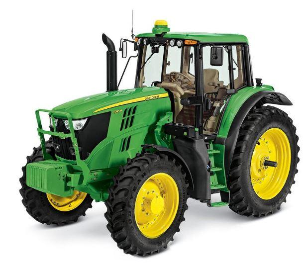 John Deere 6195M Tractor