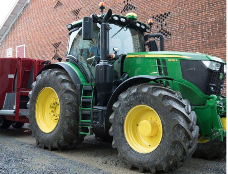 John Deere 6230R Utility Tractor