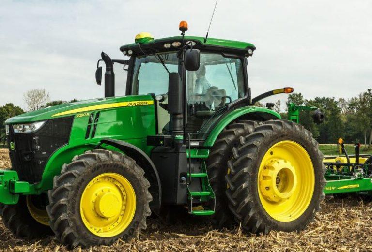 John Deere 7250R Tractor