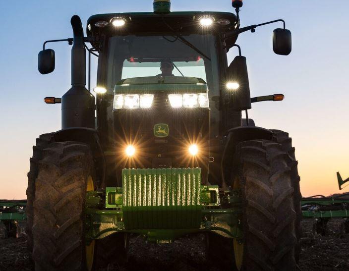 John Deere 7310R Tractor
