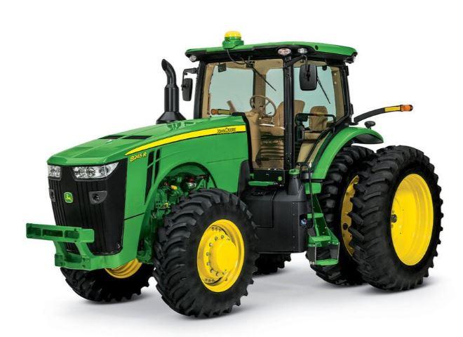 John Deere 8245R Tractor