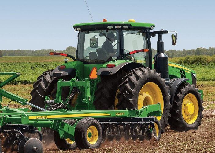 John Deere 8320R Tractor