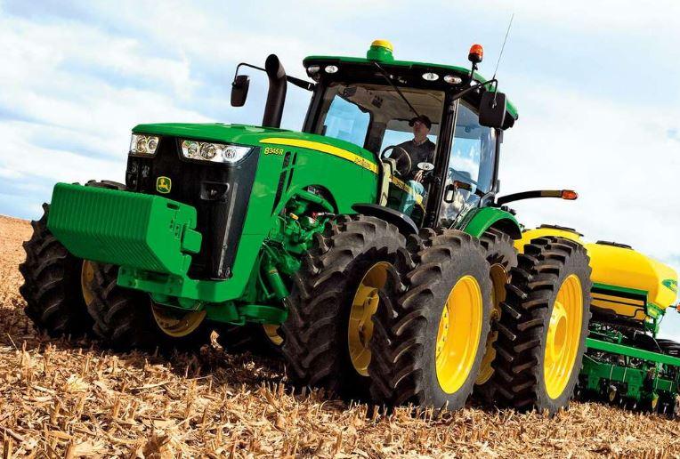 John Deere 8345R Tractor