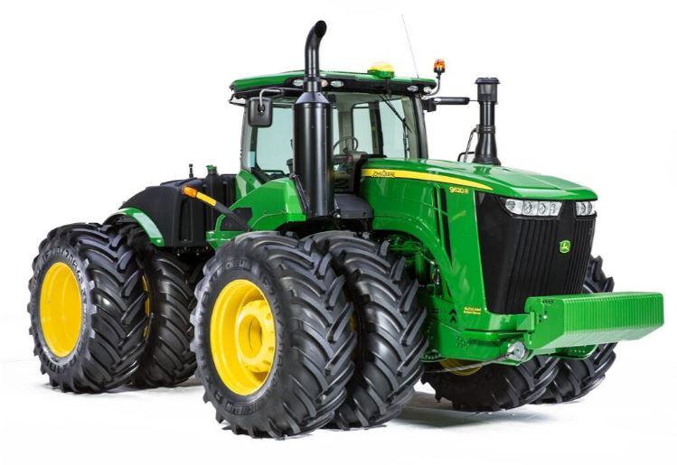 John Deere 9620R Scraper Special Tractor