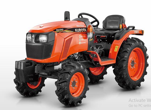 Kubota B2741 Tractor