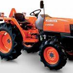 Kubota L3408 Tractor