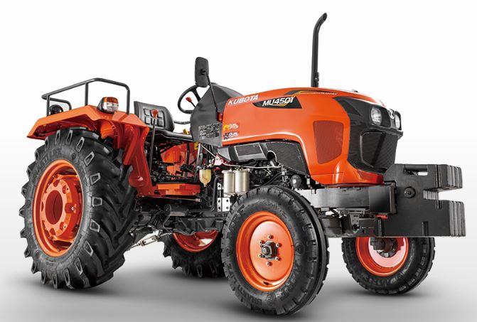 Kubota MU4501 - 2WD Tractor