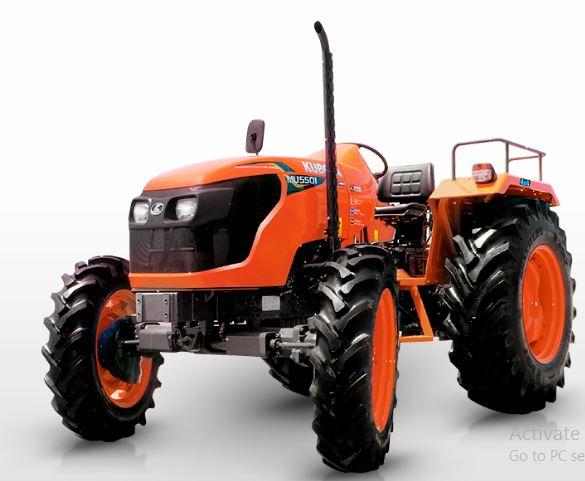 Kubota MU5501 - 4WD Tractor