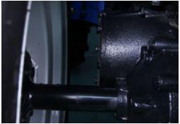 Oil Immersed brakes