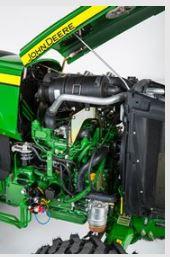 Powerful Yanmar engine