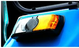 Sleek Tail Lamp