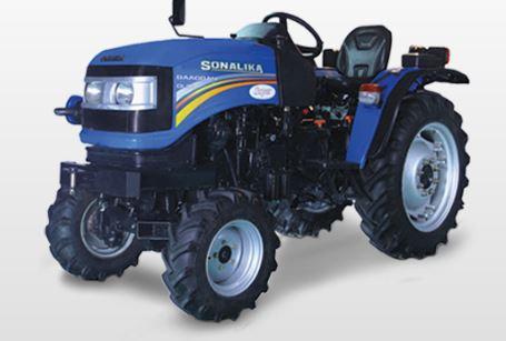 Sonalika BaagbanSuper Mini Tractor
