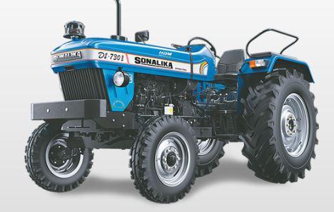 Sonalika DI 730 II HDMTractor