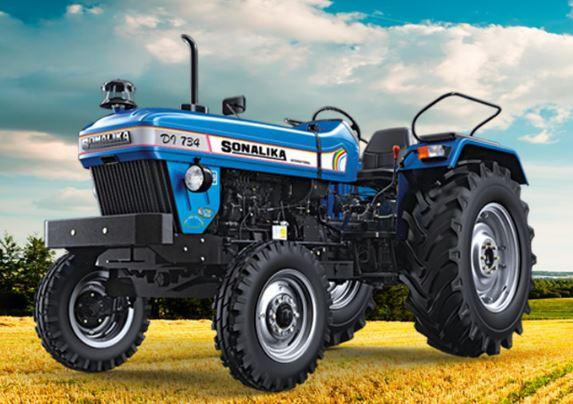 Sonalika DI 734 Tractor