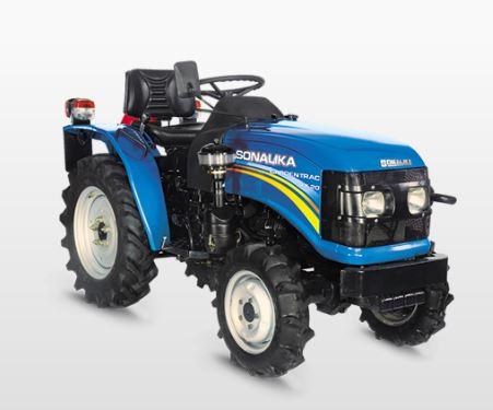SonalikaGT 20 Mini Tractor