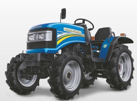 SonalikaGT 26 Mini Tractor