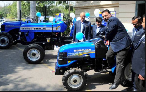 About Sonalika Tractors
