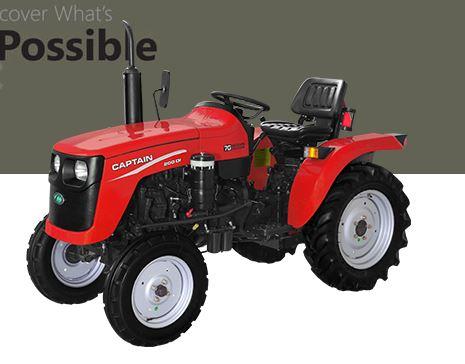 Captain 200 DI Tractor
