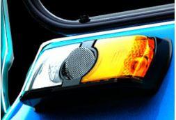 Sleek Tail Lamp