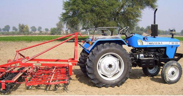 Sonalika DI-35 ECONOMICAL Tractor