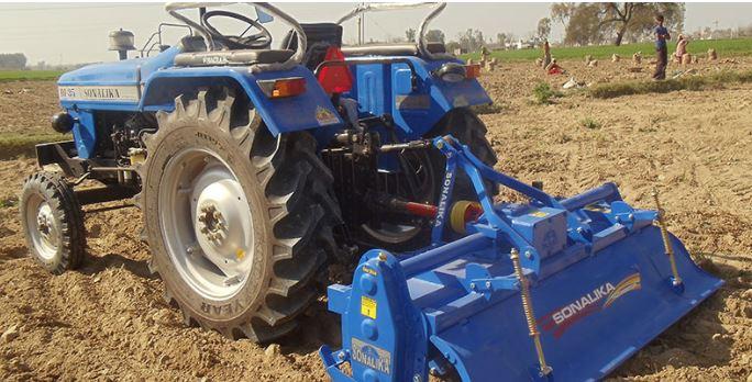 Sonalika DI 35 Tractor