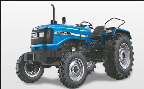 Sonalika DI 47 SIKANDER Tractor