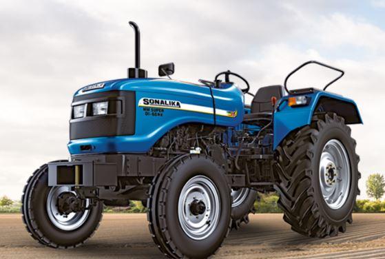 Sonalika DI 60 MM Super Tractor