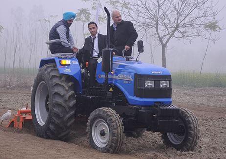 Sonalika DI-60 RX Tractor