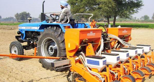 Sonalika DI-60 Tractor