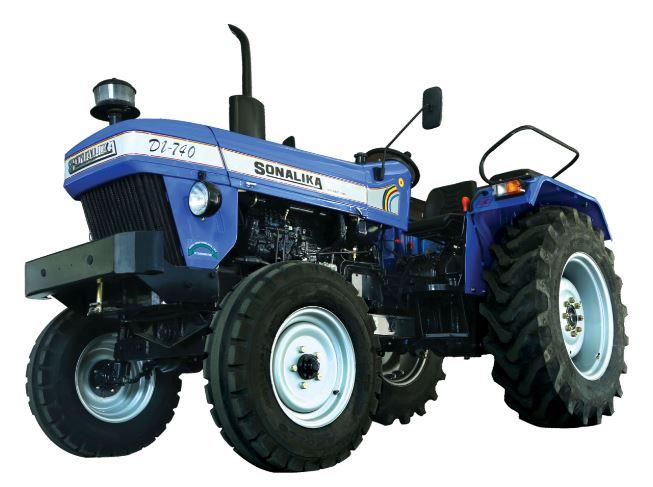 Sonalika DI 740 Tractor