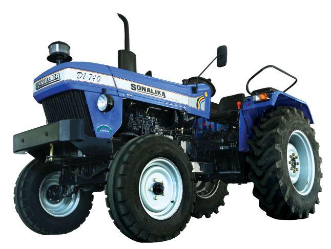 Sonalika DI-740 Tractor