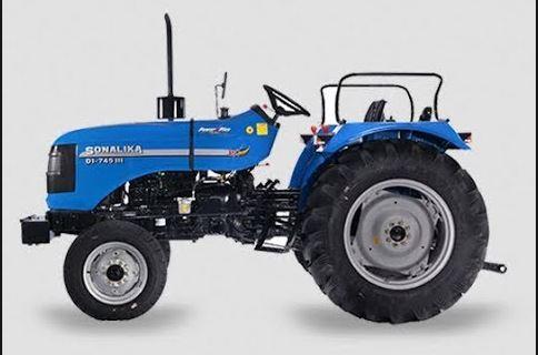 Sonalika DI 745 III SIKANDER Tractor