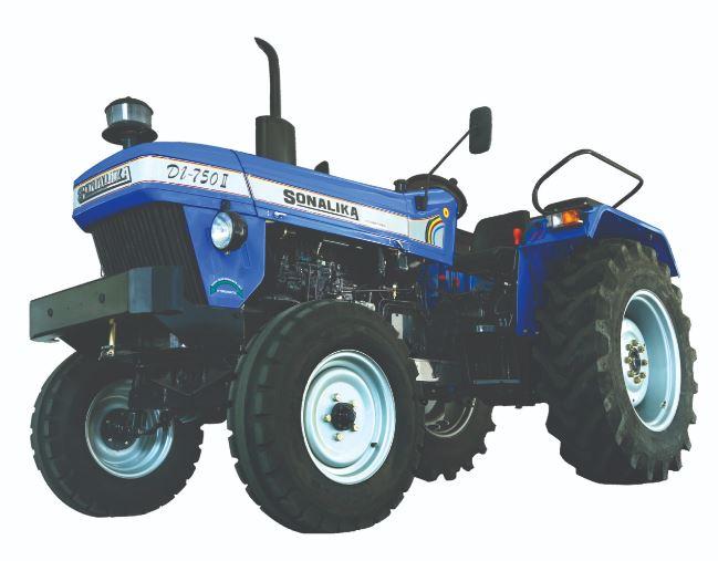 Sonalika DI 750 II Tractor
