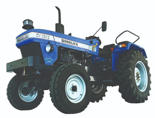 Sonalika DI-750 II Tractor