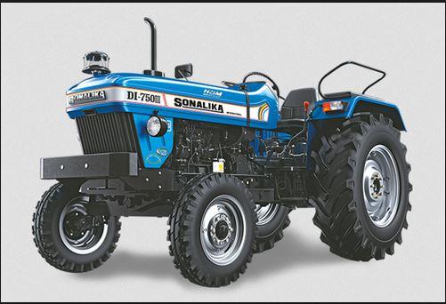 Sonalika DI 750 III SIKANDER Tractor
